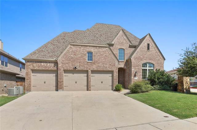 4425 Bewley Drive, Fort Worth, TX 76244 (MLS #14180542) :: Real Estate By Design