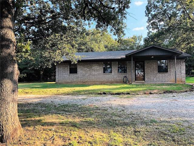 596 County Road 150, Gainesville, TX 76240 (MLS #14180563) :: The Heyl Group at Keller Williams