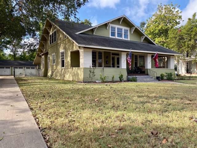 304 Corsicana Street, Hillsboro, TX 76645 (MLS #14180575) :: The Real Estate Station