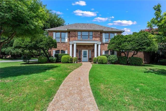 4001 Madison Circle, Plano, TX 75023 (MLS #14180576) :: Real Estate By Design