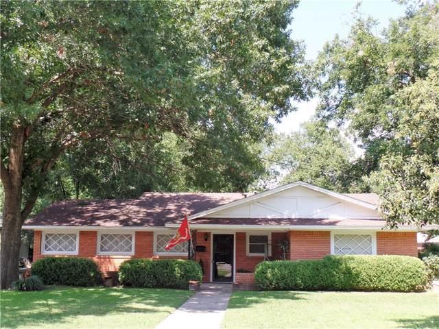 221 Gordon Street, Gainesville, TX 76240 (MLS #14180579) :: Kimberly Davis & Associates