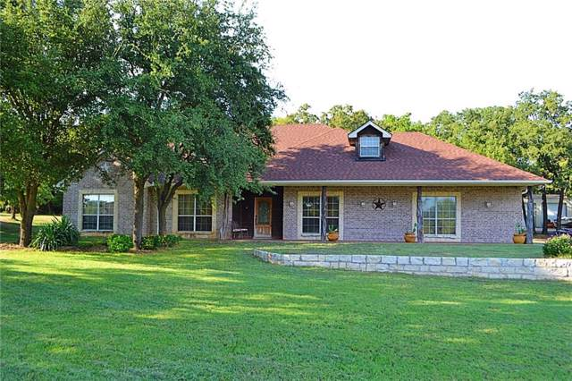 100 Chappel Hill Court, Weatherford, TX 76088 (MLS #14180582) :: The Chad Smith Team