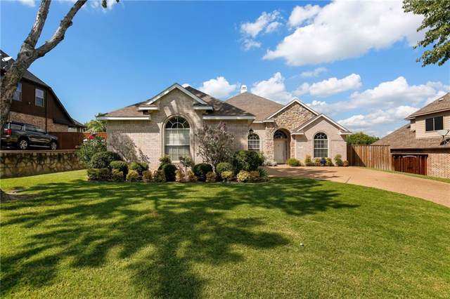 147 Oxford Drive, Heath, TX 75032 (MLS #14180593) :: Kimberly Davis & Associates