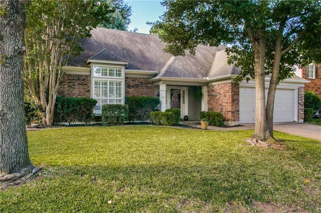 611 Ashcroft Drive, Grapevine, TX 76051 (MLS #14180598) :: The Star Team | JP & Associates Realtors