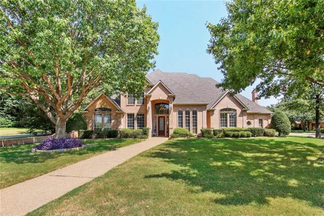 701 Shadow Glen Drive, Southlake, TX 76092 (MLS #14180605) :: All Cities Realty