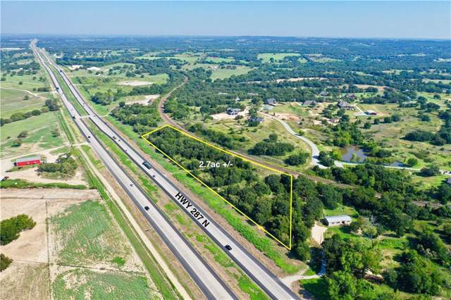 2.7 AC N Hwy 287, Decatur, TX 76234 (MLS #14180621) :: The Heyl Group at Keller Williams