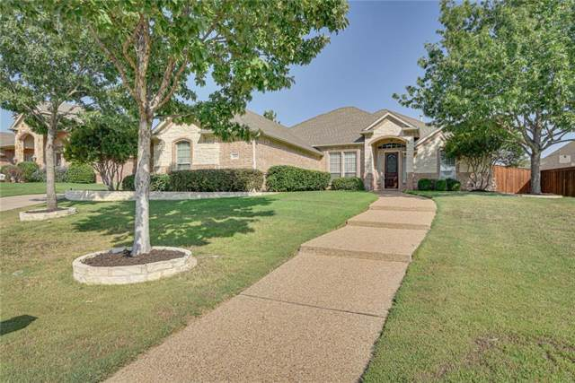 1008 Wabash Trail, Mansfield, TX 76063 (MLS #14180630) :: All Cities Realty