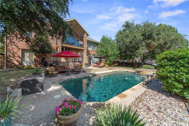 6117 Wildwood Drive, Mckinney, TX 75072 (MLS #14180648) :: The Mitchell Group