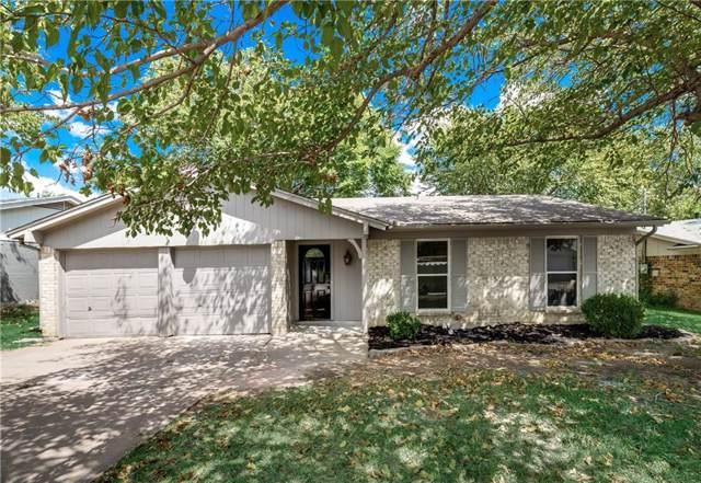 6920 Yorkston Street, Watauga, TX 76148 (MLS #14180649) :: Team Hodnett