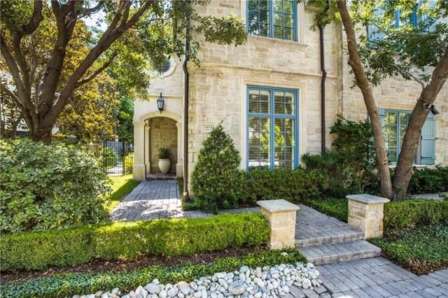 3411 Potomac Avenue, Highland Park, TX 75205 (MLS #14180671) :: Caine Premier Properties