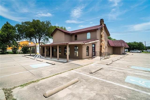 3400 Denton Highway, Haltom City, TX 76117 (MLS #14180676) :: The Welch Team
