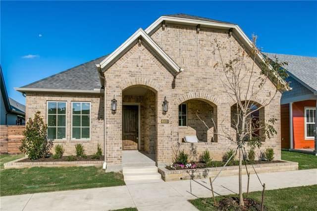 6005 Kessler Drive, North Richland Hills, TX 76180 (MLS #14180678) :: Caine Premier Properties