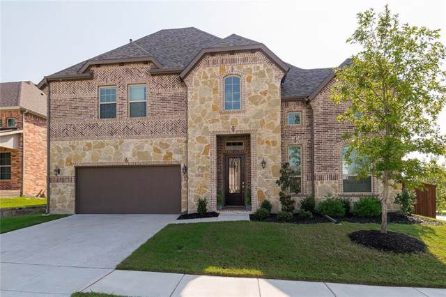 13714 Gibraltar Lane, Frisco, TX 75035 (MLS #14180706) :: The Kimberly Davis Group