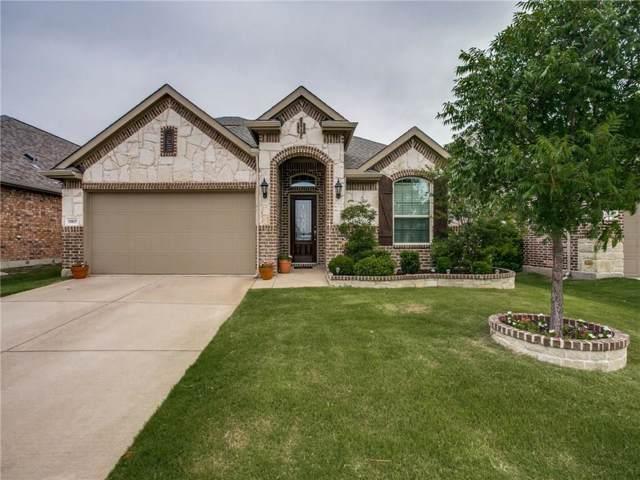 11917 Saint Croix Drive, Frisco, TX 75036 (MLS #14180724) :: Caine Premier Properties