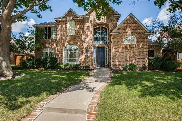 1210 Shadetree Lane, Allen, TX 75013 (MLS #14180762) :: HergGroup Dallas-Fort Worth