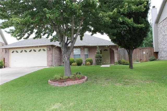 2404 Collington Drive, Roanoke, TX 76262 (MLS #14180772) :: The Heyl Group at Keller Williams