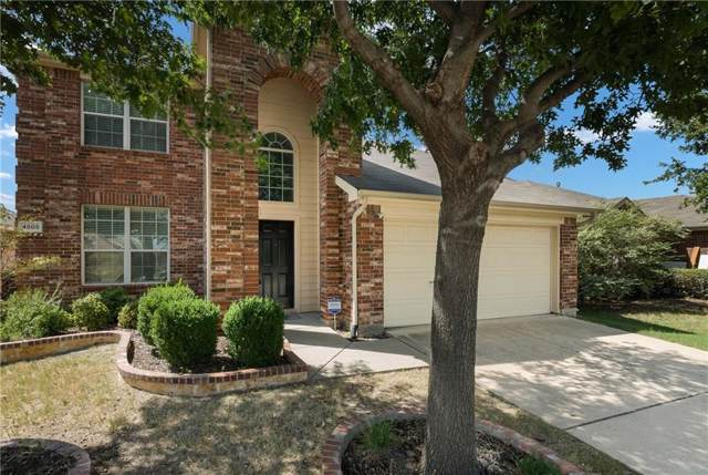 4805 Carrotwood Drive, Fort Worth, TX 76244 (MLS #14180813) :: Real Estate By Design