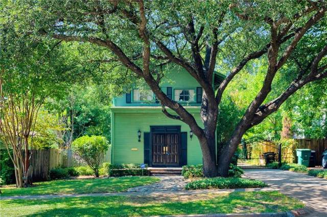 5221 Collinwood Avenue, Fort Worth, TX 76107 (MLS #14180825) :: Real Estate By Design
