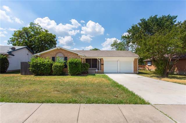 227 Clary Drive, Mesquite, TX 75149 (MLS #14180836) :: The Heyl Group at Keller Williams
