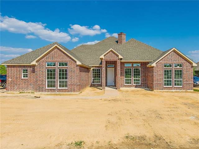 1013 Portsmouth Place, Crowley, TX 76036 (MLS #14180844) :: Potts Realty Group