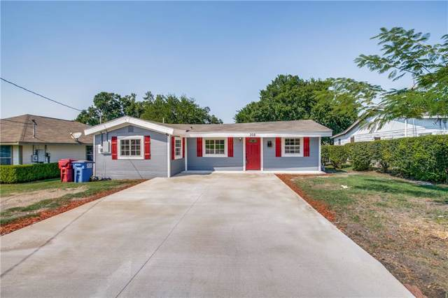 308 Haislip Street, Farmersville, TX 75442 (MLS #14180851) :: The Good Home Team