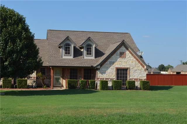 124 Williamsburg Lane, Springtown, TX 76082 (MLS #14180854) :: The Heyl Group at Keller Williams