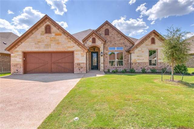 1038 Anna Circle, Granbury, TX 76048 (MLS #14180856) :: The Hornburg Real Estate Group
