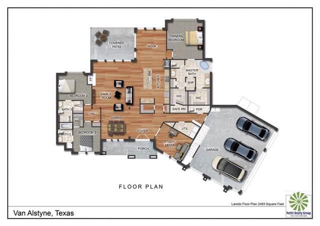 101 Winchester, Van Alstyne, TX 75495 (MLS #14180860) :: The Heyl Group at Keller Williams