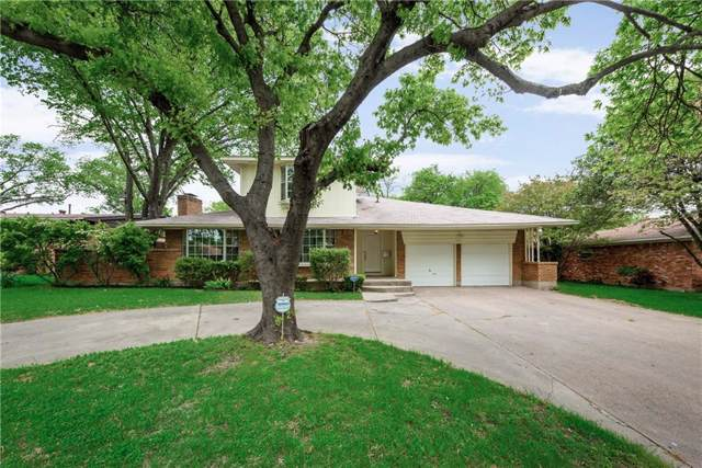 1521 Nokomis, Dallas, TX 75224 (MLS #14180861) :: Ann Carr Real Estate