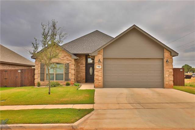 7501 Salerno Court, Abilene, TX 79606 (MLS #14180870) :: The Paula Jones Team | RE/MAX of Abilene