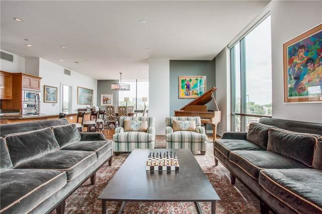 5656 N Central Expy #203, Dallas, TX 75206 (MLS #14180922) :: HergGroup Dallas-Fort Worth