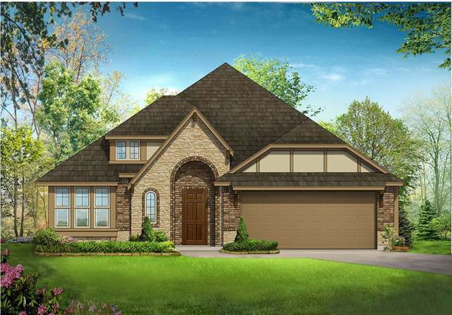 1416 Thrasher Drive, Little Elm, TX 75068 (MLS #14180927) :: All Cities Realty