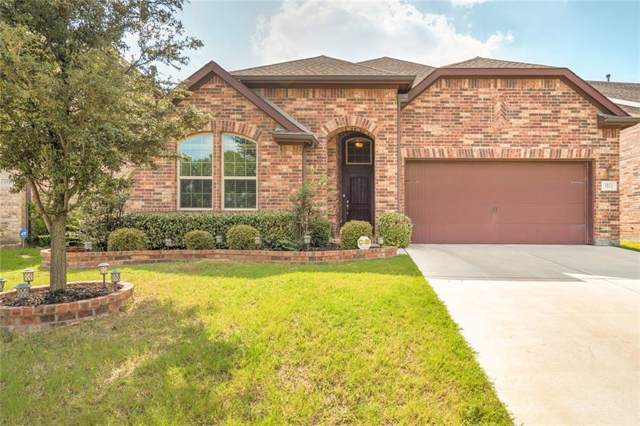 9513 Peat Court, Fort Worth, TX 76244 (MLS #14181012) :: Real Estate By Design