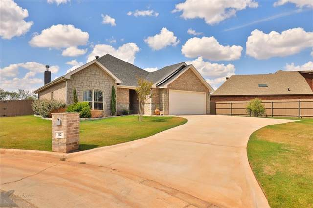 102 Wrangler Circle, Tuscola, TX 79562 (MLS #14181031) :: Team Hodnett