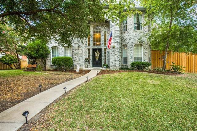 3102 Stonehenge Drive, Richardson, TX 75082 (MLS #14181032) :: Kimberly Davis & Associates