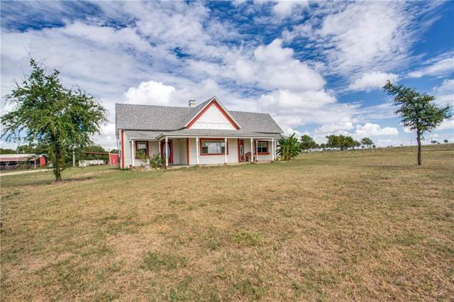 4889 Fm 934, Itasca, TX 76055 (MLS #14181056) :: The Chad Smith Team