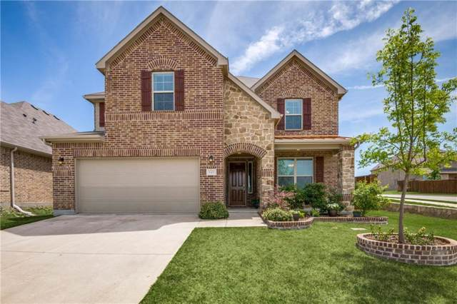 645 Sundrop Drive, Little Elm, TX 75068 (MLS #14181067) :: Kimberly Davis & Associates