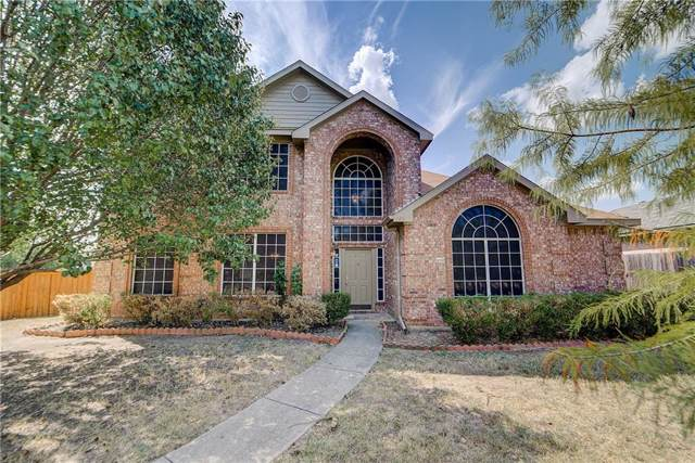 1211 Graves Court, Cedar Hill, TX 75104 (MLS #14181078) :: Baldree Home Team