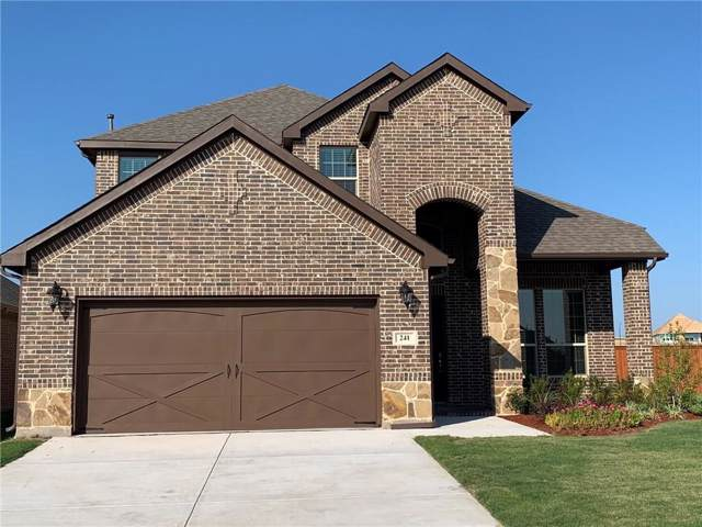 241 Palmerston Drive, Aledo, TX 76008 (MLS #14181103) :: Potts Realty Group