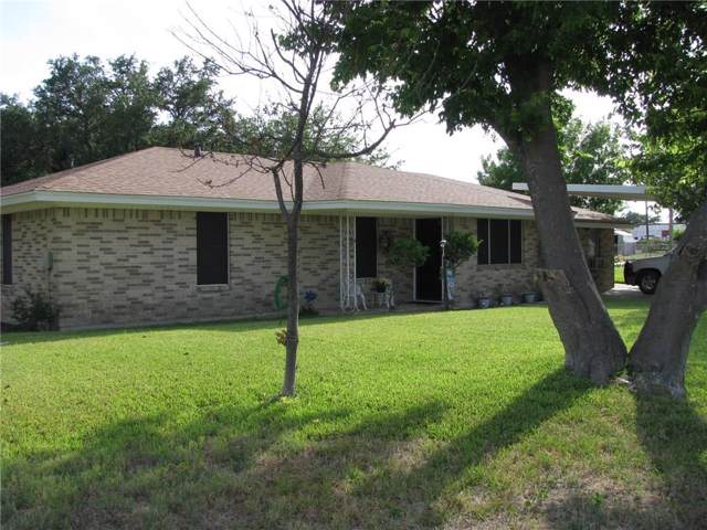 200 Wurts Street, Evant, TX 76525 (MLS #14181113) :: RE/MAX Pinnacle Group REALTORS