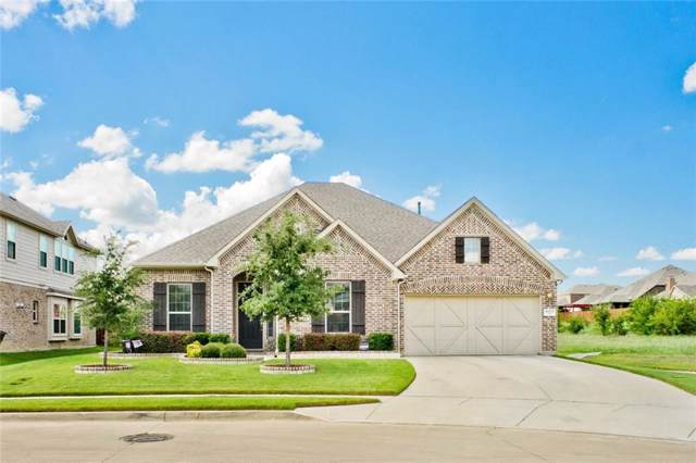 6157 Gibbons Creek Street, Fort Worth, TX 76179 (MLS #14181123) :: Real Estate By Design