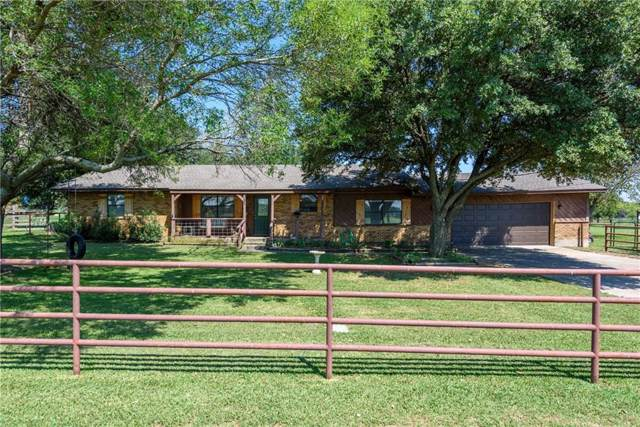 55 County Road 2125, Gainesville, TX 76240 (MLS #14181132) :: Kimberly Davis & Associates