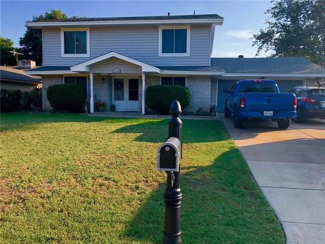 1308 S Cozby Street, Benbrook, TX 76126 (MLS #14181152) :: Potts Realty Group