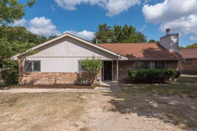 2611 Alamain Drive, Dallas, TX 75241 (MLS #14181178) :: The Heyl Group at Keller Williams