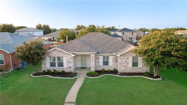 1414 Starpoint Lane, Wylie, TX 75098 (MLS #14181218) :: The Real Estate Station