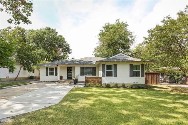 6719 Hialeah Drive, Dallas, TX 75214 (MLS #14181219) :: The Chad Smith Team