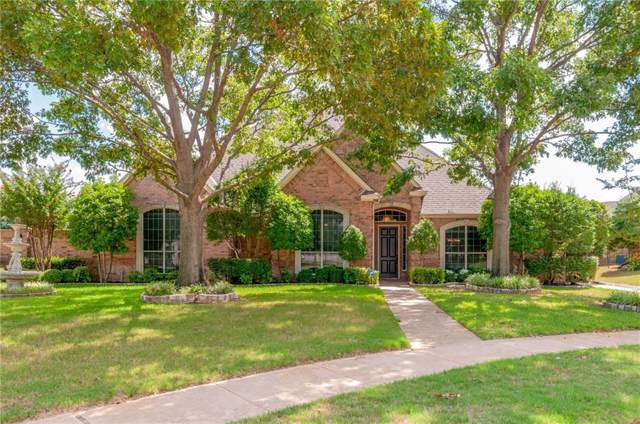 1301 Caldwell Creek Drive, Colleyville, TX 76034 (MLS #14181224) :: RE/MAX Town & Country