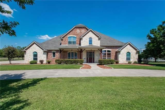 1800 Greenway Crossing Drive, Haslet, TX 76052 (MLS #14181241) :: The Heyl Group at Keller Williams