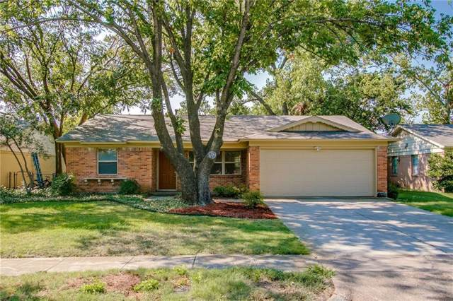 1217 Dearborn, Richardson, TX 75080 (MLS #14181244) :: The Real Estate Station