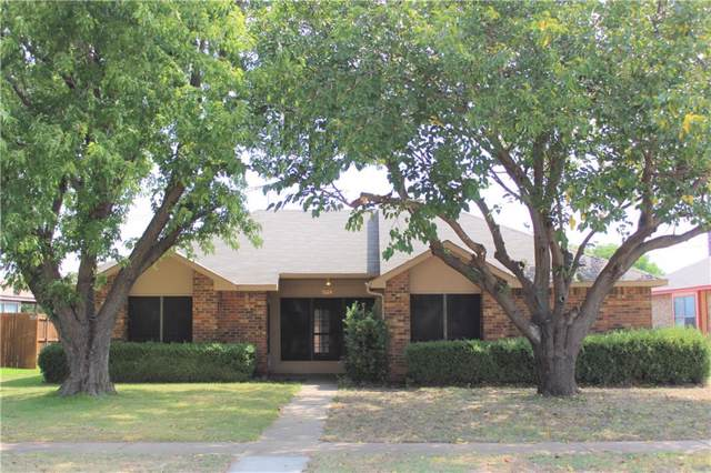 5028 Frontier Lane, Plano, TX 75023 (MLS #14181263) :: RE/MAX Town & Country